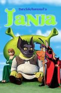 Janja (Shrek) (2001) Poster