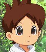 Nathan Adams in Yo-kai Watch- The Movie