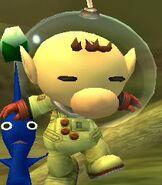 Olimar in Super Smash Bros. Brawl