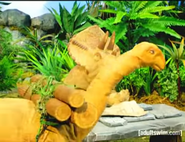 Robot Chicken Apatosaurus