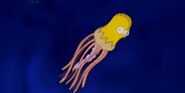 Simpsons Eveloution Jellyfish