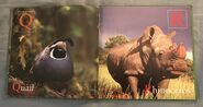 Animal ABC's (World Wildlife Fund) (9)