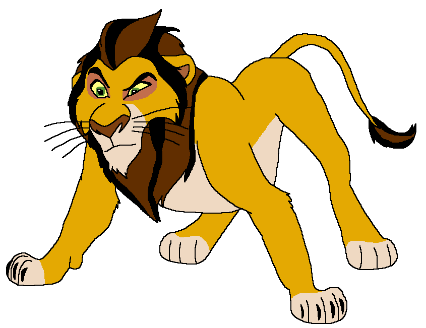 J'Bula the Lion