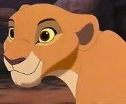 Kiara in The Lion King II Simba's Pride (1998)