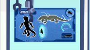 Komodo Dragon Power Suit Template