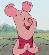 Piglet in Winnie the Pooh