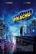 Pokémon Detective Pikachu teaser poster