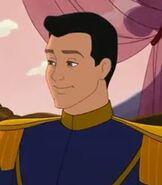 Prince Charming in Cinderella 2 Dreams Come True