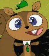 Squirrel (Hi Hi Puffy AmiYumi)