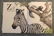 The A to Z Book of Wild Animals (22)
