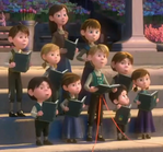The Citizens Kids (Frozen Fever)