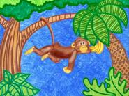 Blue's Clues Monkey