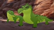 Crocodile TLG