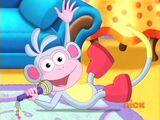 SpongeBoots SquareMonkeys (Movies and TV Style)