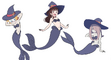 Little mermaid academia by mamonstar761-dbwnd70
