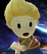 Lucas in Super Smash Bros. for Wii-U and 3DS
