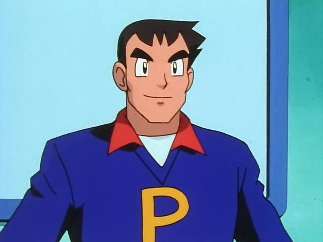 Pokemon Instructor