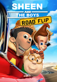 Sheen and the boys the road flip poster