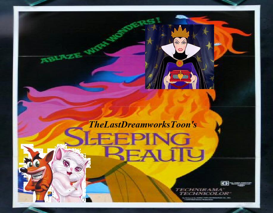 Sleeping Beauty (TheLastDreamworksToon's Style)