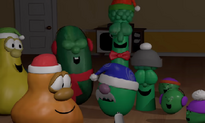 Veggietales laughing