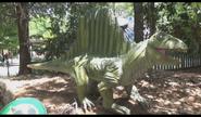 Wild Adventures Dimetrodon