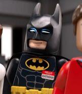 Batman in Chevrolet Commercial