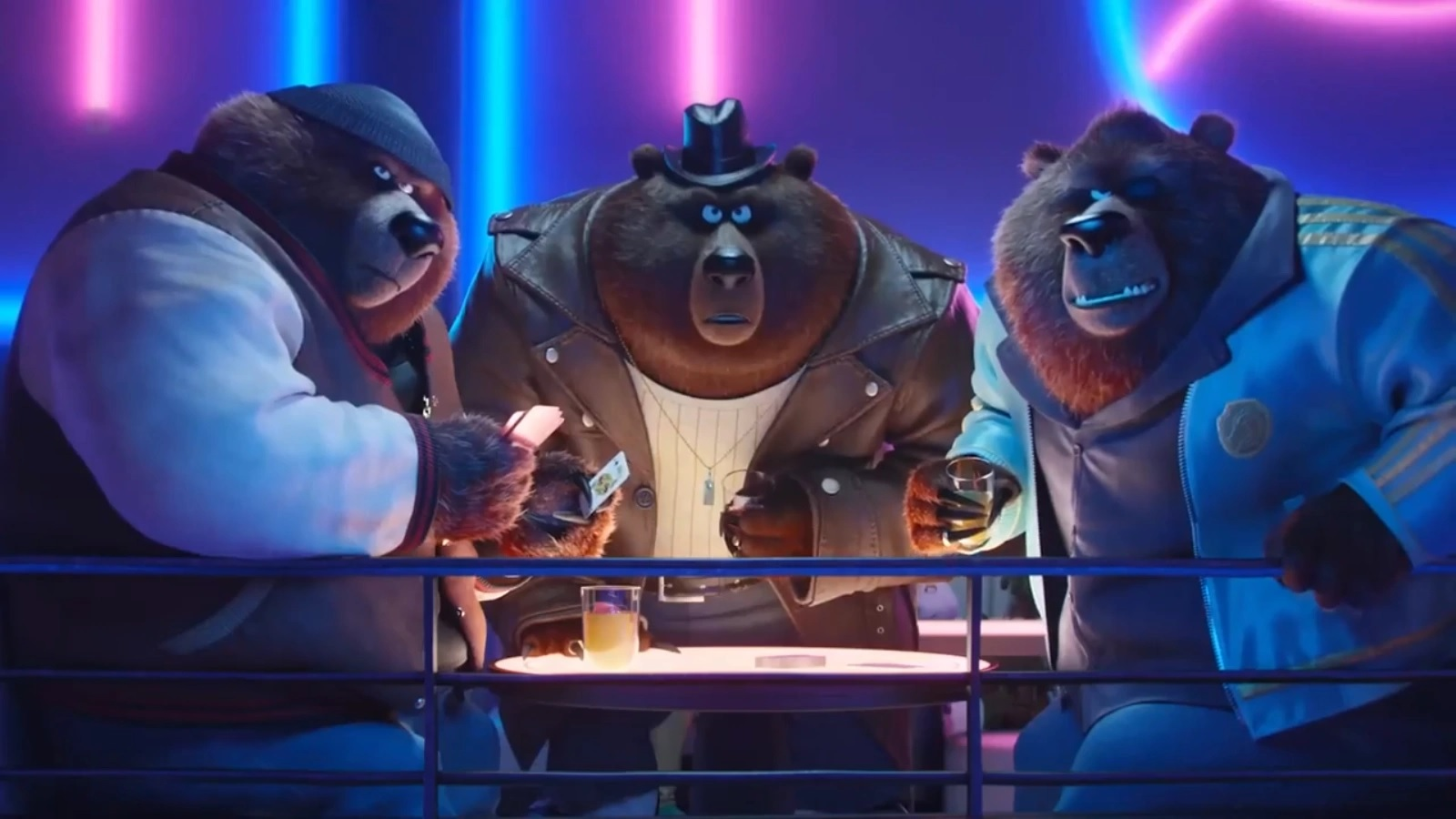 The Bears (Sing)