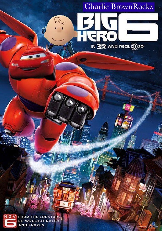 Big Hero 6 (Charlie BrownRockz Style)