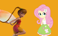 Fawn And Fluttershy