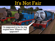 Gordon Complains