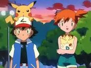 Misty and Ash
