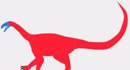 Riojasaurus-100-dinosaurs-500-subscribers
