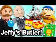 SML Movie- Jeffy's Butler!