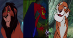 Scar, Red and Shere Khan