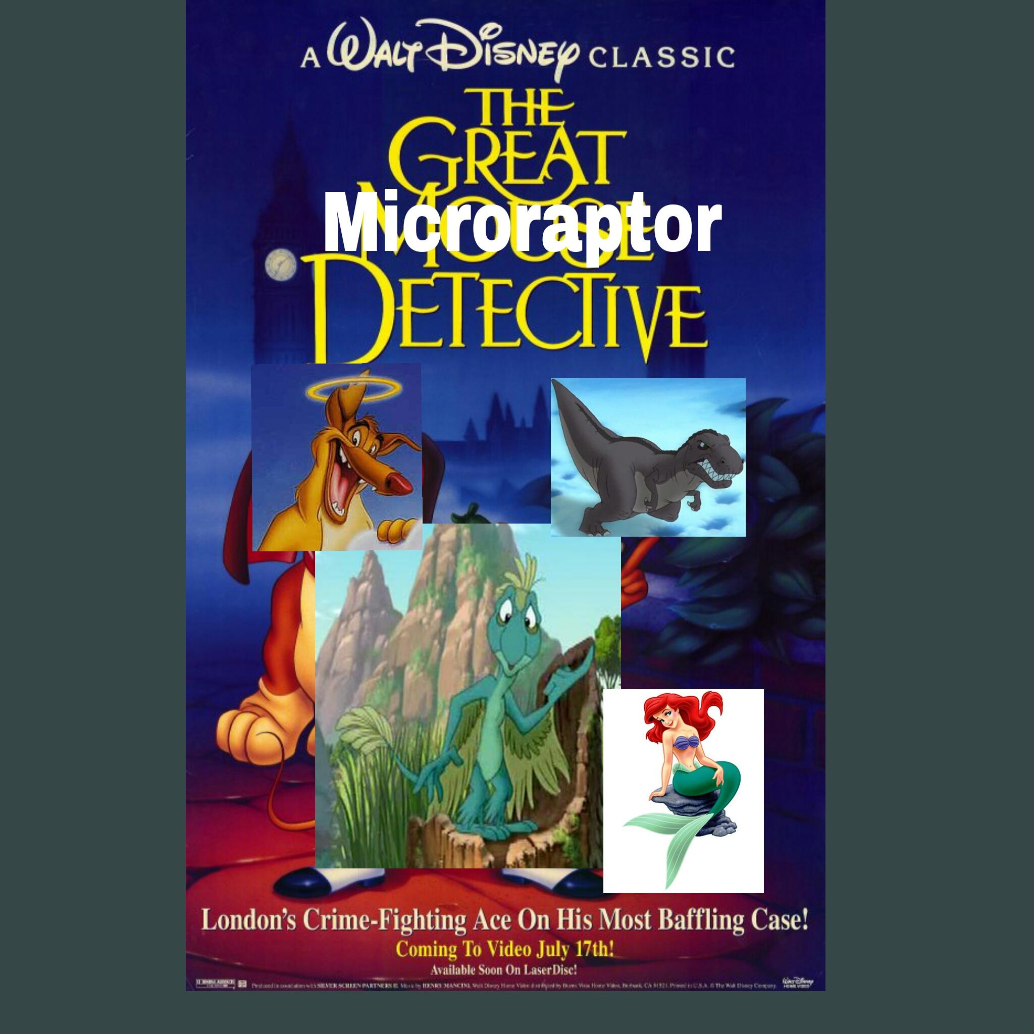 The Great Microraptor Detective