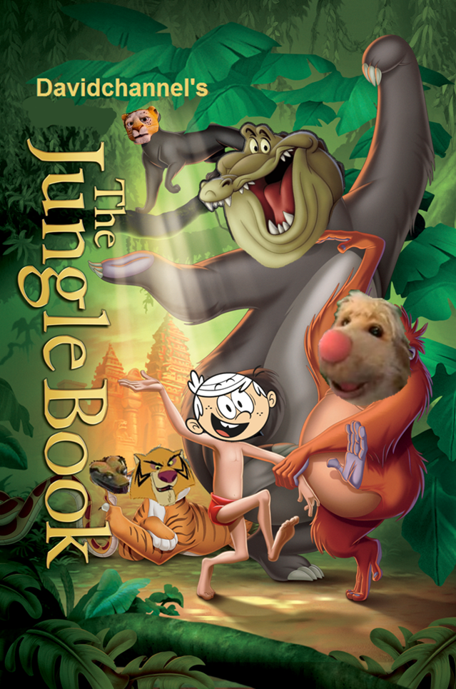 The Jungle Book (1967; Davidchannel's Version)
