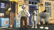 Wallace with Gromit facepalm