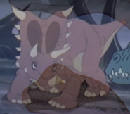 0112 Chasmosaurus Land Before Time