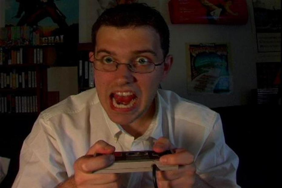 Angry Video Game Nerd (character)