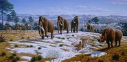 800px-Ice age fauna of northern Spain - Mauricio Antón
