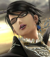 Bayonetta in Super Smash Bros. for Wii U and Nintendo 3DS