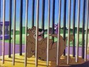 Hyenasaurus - Fred Goes Ape - The Flintstone Comedy Show (1)