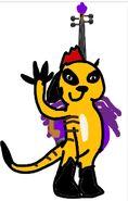 Monare as Timon
