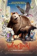 NR1&SW1234 Alaskan Animal Story Poster