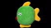 Plush Green Fish