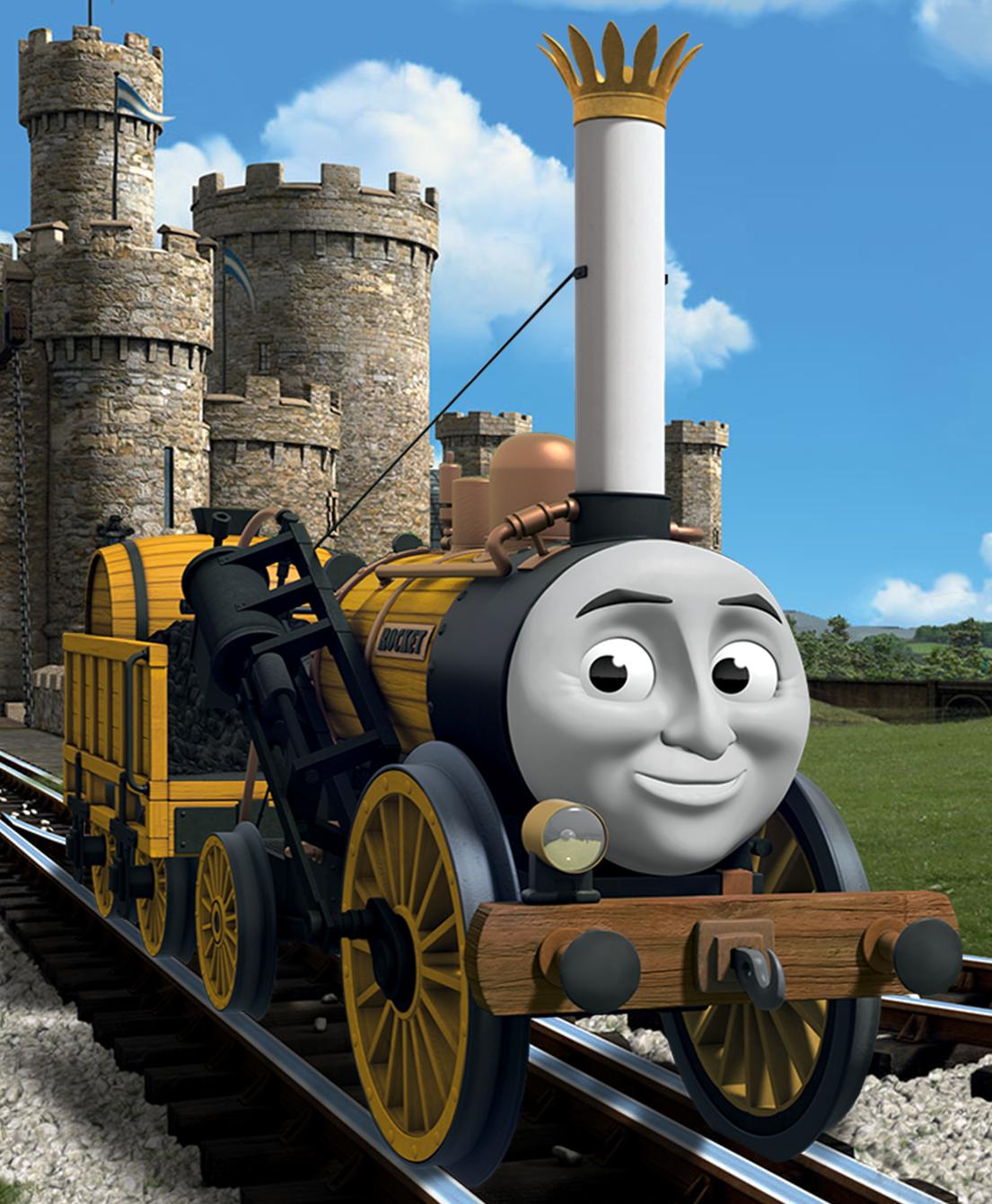 Stephen the Rocket Engine