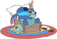 Stitch-scrump