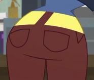 Supergirl's Butt