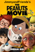 The peanuts movie jimmyandfriends style poster