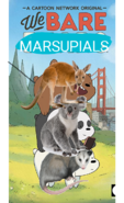We Bare MARSUPIALS Poster